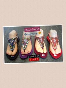 bali sandal wanita slippers