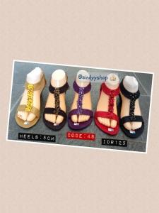 koleksi sandal wanita bali 2013 manik manik