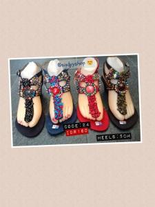 sandal model baru asli bali monte manik