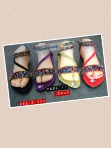 sandal slipper women accessories